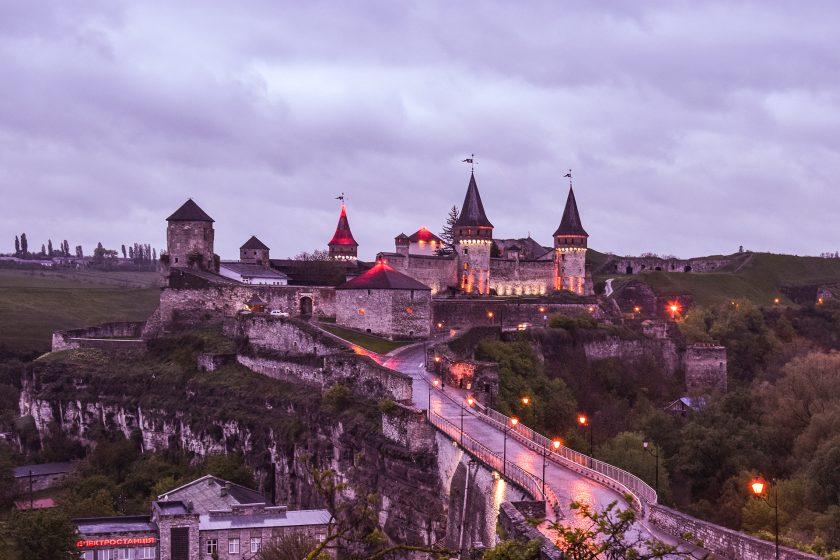 тур в Каменец-Подольский