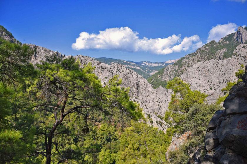 Поход Ликийская тропа Турция
