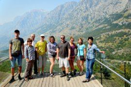 Албанские Альпы треккинг