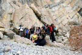 июнь поход по Албании