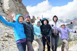 Поход по Албании - горы + море