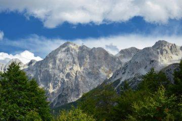 Поход по Албании - Динарские альпы