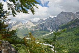 Вальбона. Треккинг в Албании