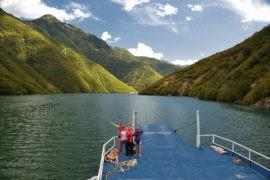 треккинг в Албании, поход поДинарским Альпам