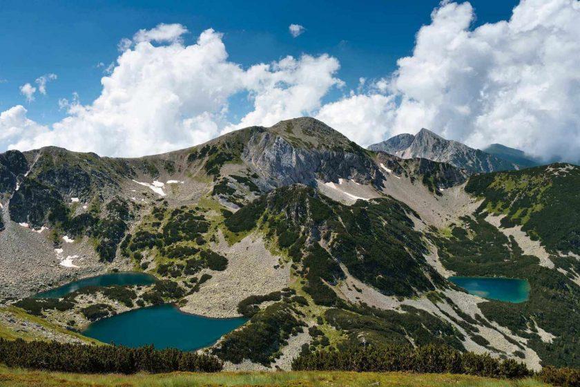 Поход по Болгарии Рла