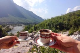 Албания маршрут похода