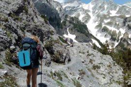 Албания. Трекинг в горах
