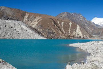 Трекинг к озерам Гокио