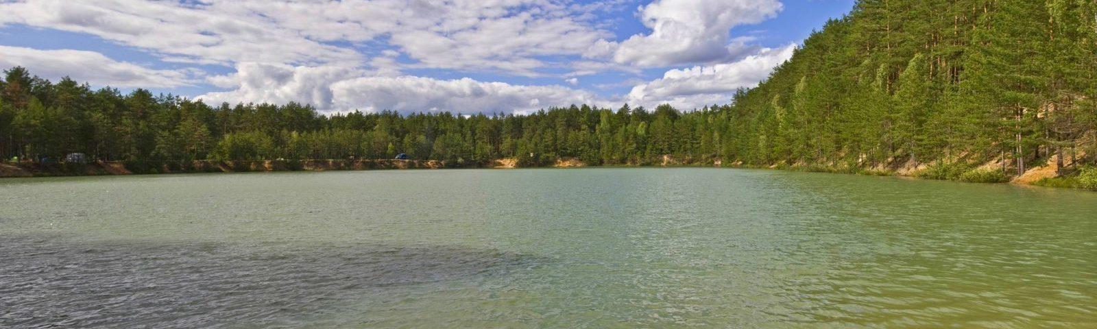 тур на Голубые озера в Олешнб
