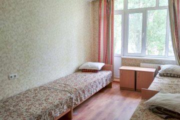 Лагерь Любич 4-х местная комната