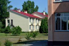 Лагерь Любич (корпуса)