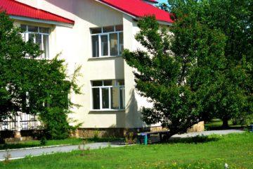 Лагерь Любич по Киевом