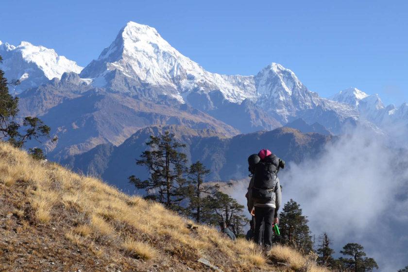 трекккинг в Непале