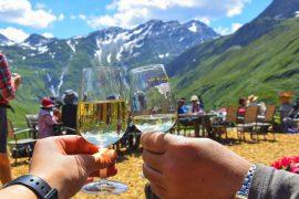 Походы в Альпах. Тур де Монблан
