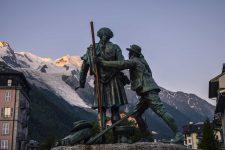 Активный отдых в Альпах. Поход вокруг Монблана