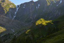 поход в Альпах, вокруг Монблана