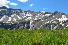 Швейцарские Альпы. Поход вокруг Монблана